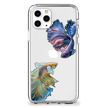 Betta Splendens iPhone Case