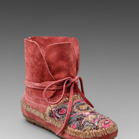 House of Harlow Mallory Moccasin in Pink from REVOLVEclothing.com