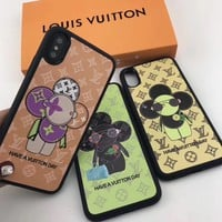 Louis Vuitton LV Vivienne iPhone case