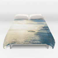 Dokkers VIII Duvet Cover by HappyMelvin