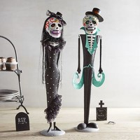 Mr. & Mrs. Party Skelly