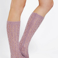 Buttercup Pointelle Knee-High Sock - Urban Outfitters