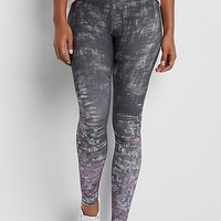legging in patterned floral print | maurices
