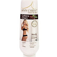 Caffeine Cream - Slimming And Toning Cream Reduces Cellulite Appearance - 120 Grams