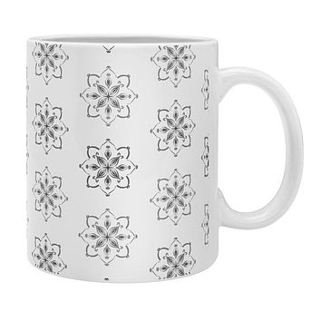 Lisa Argyropoulos Florence Monochrome on White Coffee Mug