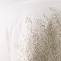 Emma Embroidered Duvet Cover | Urban Outfitters