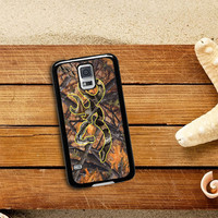 Love Browning Deer Camo Boy Samsung Galaxy S5 Case Planetscase.com