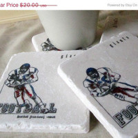 SUPER SPECIAL Giants Coasters Set of 4 Ready to by MyLittleChick