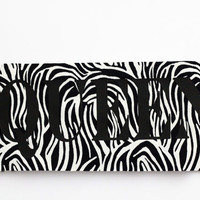 "Yoga Headband,""QUEEN"", Zebra Hairband, Fitness headband, Workout Headband, Running Headband, Nonslip Headband Women Girl Hair Wrap YH11"