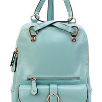 ROMWE Multi-purpose Light-blue Bag