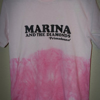 Marina and The Diamonds Pink Ombre TShirt