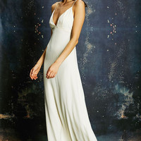 Stone Cold Fox || Gemini gown in ivory
