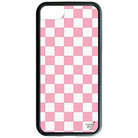 Checkers iPhone SE/6/7/8 Case | Pink