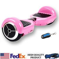 New Two Wheels Smart Self Balancing Electric Unicycle Scooter - PINK