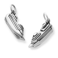 Luxury Liner Charm | James Avery
