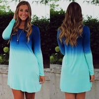 Nashville  Dip Dye Dress