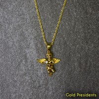 Angel Of Life Pendant & Necklace