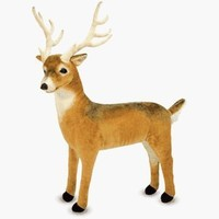 Melissa & Doug Deer Plush