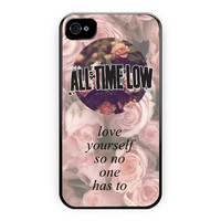 All Time Low Love Yourself iPhone 4/4S Case