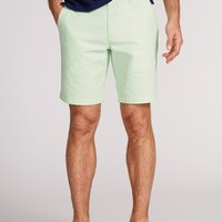 Washed Chino Short - Light Green - 9 in