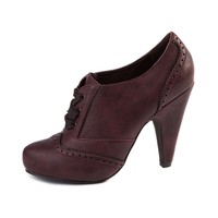 Womens Not Rated Juke Joint Heel
