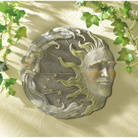 Sun Moon Stars Plaque