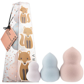 Fox In The Box Sponge Set - SEPHORA COLLECTION | Sephora
