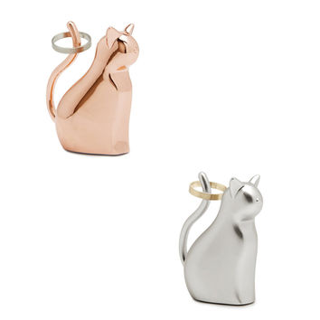 Anigram Cat Ring Holder
