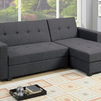 Storage Sectional Sofa Bed