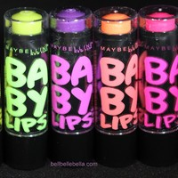 baby lips electro collection - Google Search