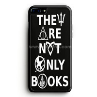 They Are Not Only Books Galaxy Nebula iPhone 7 Plus Case | aneend