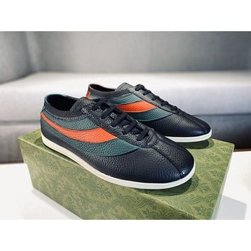 Gucci2021 Men Fashion Boots fashionable Casual leather Breathable Sneakers Running Shoes 0524pm