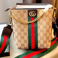 GUCCI 2020 New Retro Chain Bag Shoulder Bag Crossbody Bag