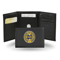 Notre Dame Fighting Irish  Embroidered Trifold Wallet