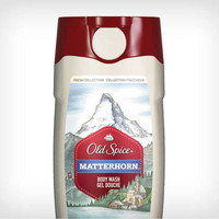 Old Spice Fresh Collection Body Wash Matterhorn | Walgreens