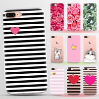 Case For iphone 7 Case For iphone 5S 5  6 6s 6plus 7plus