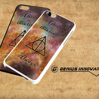 Harry Potter Severus Snape Quote Samsung Galaxy S3 S4 S5 Note 3 , iPhone 4(S) 5(S) 5c 6 Plus , iPod 4 5 case