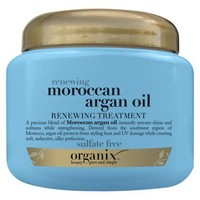 Organix Sulfate Free Moroccan Argan Oil Hair Renewing Treatment 8-oz.