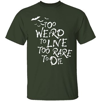 Panic at the Disco Too Weird To Live T-Shirt