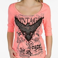 Daytrip Studded Top - Women's Shirts/Tops   Buckle