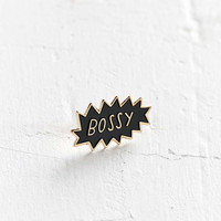 The Good Twin Bossy Pin - Urban Outfitters