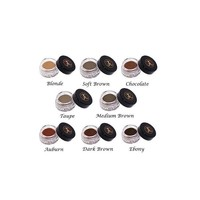 Eyebrow nourishing cream Anastasia not dry glue formula 8 color eyebrow eyebrows Nourishing Cream [7976015617]