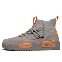 High Top Breathable Sneakers