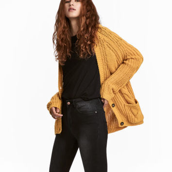 H&M Cable-knit Cardigan $49.99