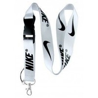 Nike Lanyard Many Colors (White) (1, White)