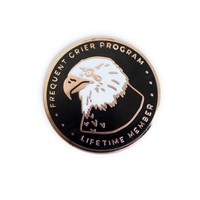 Frequent Crier Enamel Pin