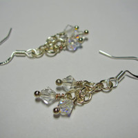 Simply Swarovski Earrings (crystal)