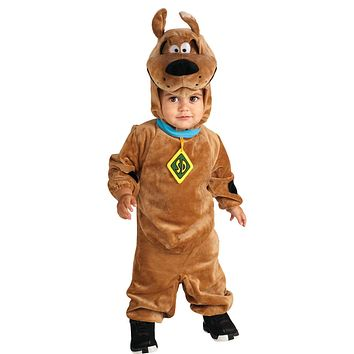 Toddler Cuddly Scooby-Doo Costume