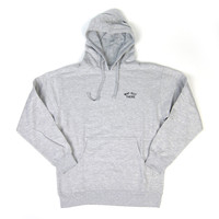 Quiet Life: Way Out There Hoodie - Heather Grey