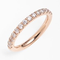 Women's Bony Levy Stackable Diamond Band Ring (Nordstrom Exclusive)